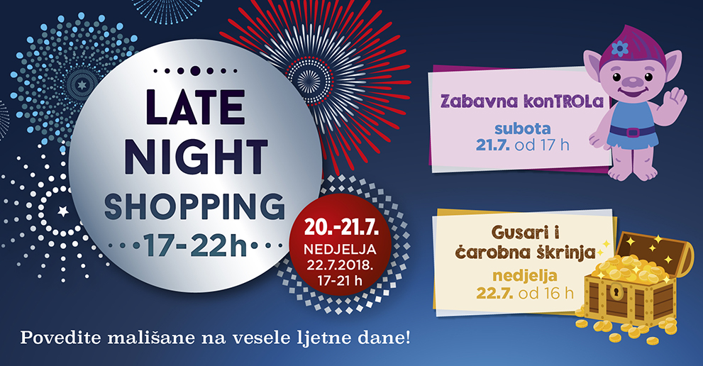 Late Night Shopping u Westgateu uz najveća sniženja