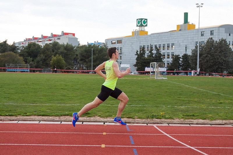 Juniorski prvak Andrija Palička, uz osobni rekord, osvojio četvrto mjesto na Prvenstvu Hrvatske za mlađe seniore