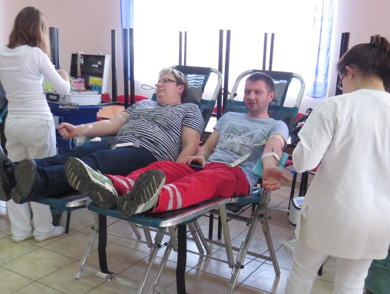 Prikupljeno 70 doza, krv prvi put dalo osam darivatelja