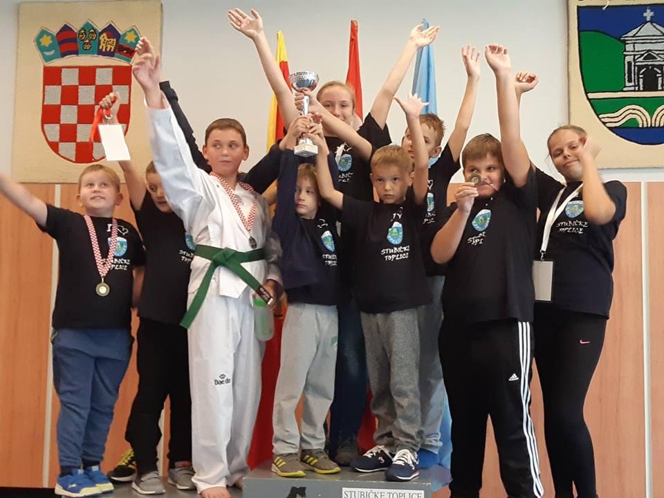 Izlazi taekwondo