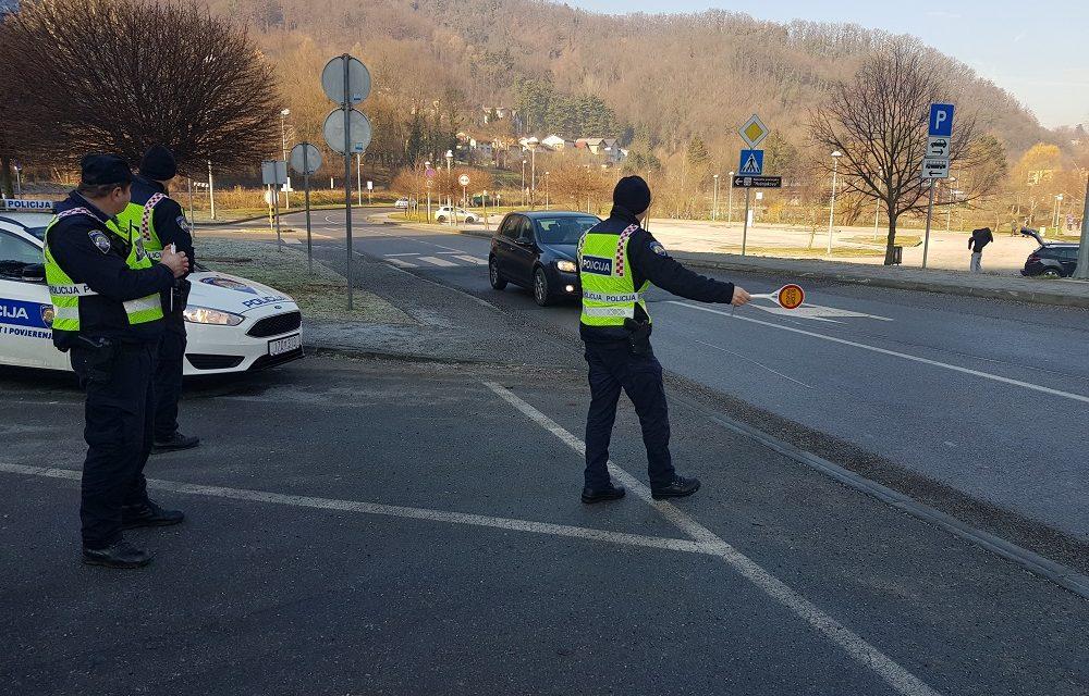 AKCIJA ZAGORSKE POLICIJE: Zaustavili čak 90 prekršitelja prometnih pravila, od toga ih je 10 bilo pijano, a 47 vozilo prebrzo