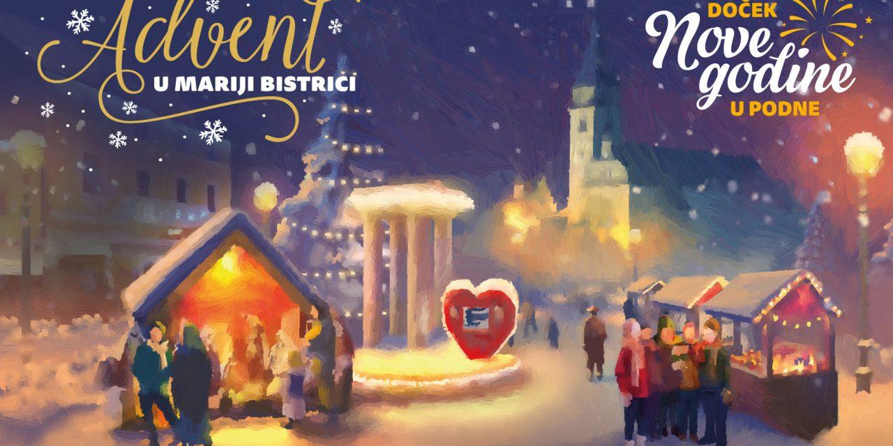 Vikend duhovne glazbe donosi koncert Jacquesa Houdeka i grupe Emanuel, te paljenje prve adventske svijeće uz nastup Klape Bistrica