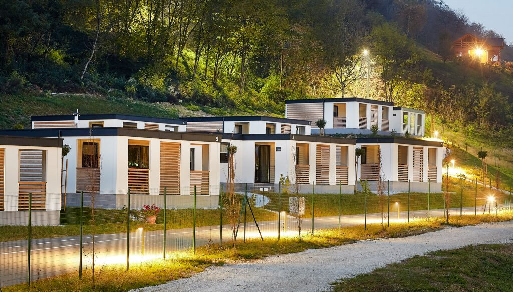 Kamp Terme Jezerčica