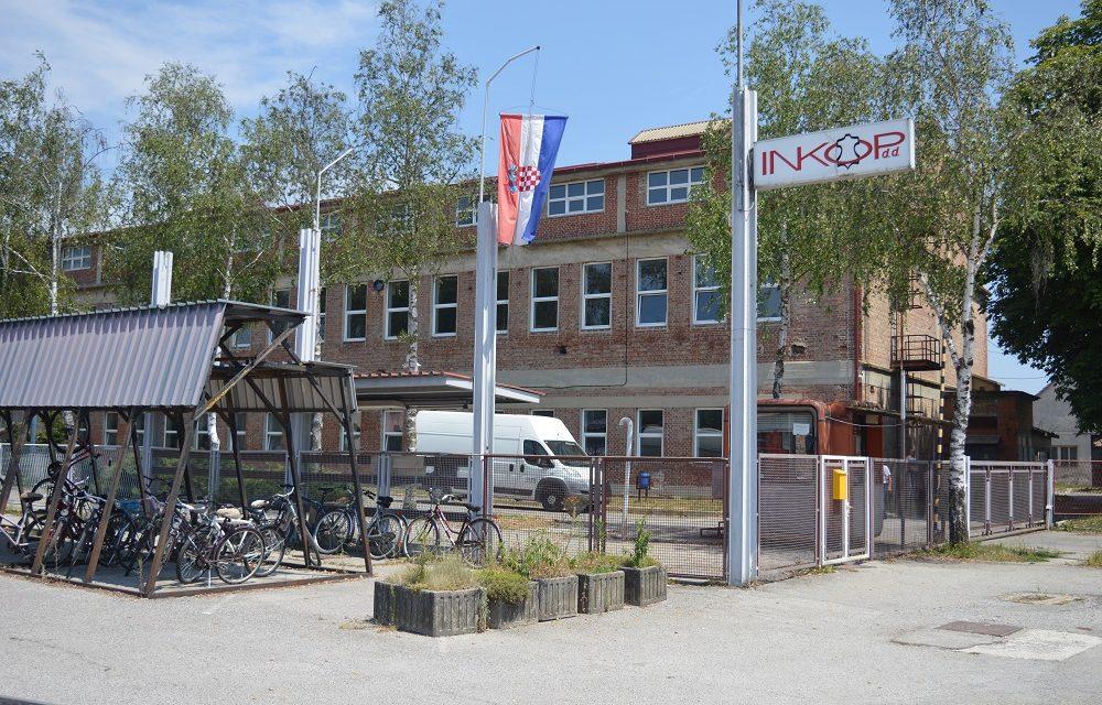 Tvornički pogon poznanovečkog Inkopa, procijenjen na više od 14 milijuna kuna, ide na dražbu