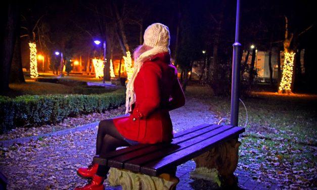 Božićna rasvjeta Oroslavje