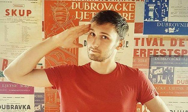 Mladi bedekovčanski glumac Mateo Videk nominiran za najbolje novo lice u kazalištu