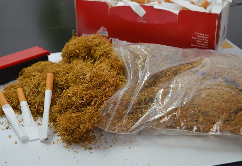 U Zlataru zatečen 22-godišnjak s 40 kilograma sitno rezanog duhana bez nadzornih markica