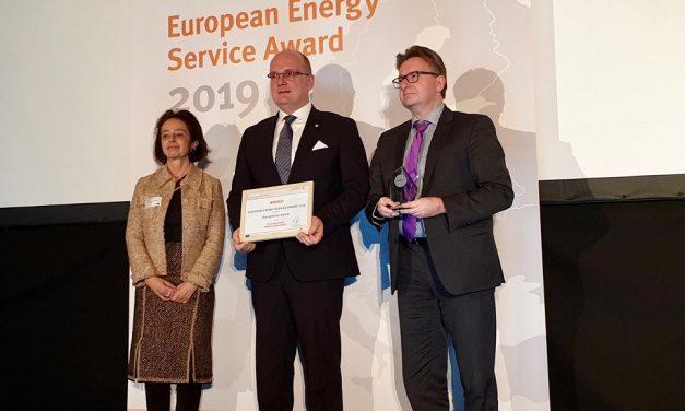 ZASLUGA REGEA-e: Hrvatski projekt NEWLIGHT primio prestižnu Europsku nagradu za energetske usluge (EESA)