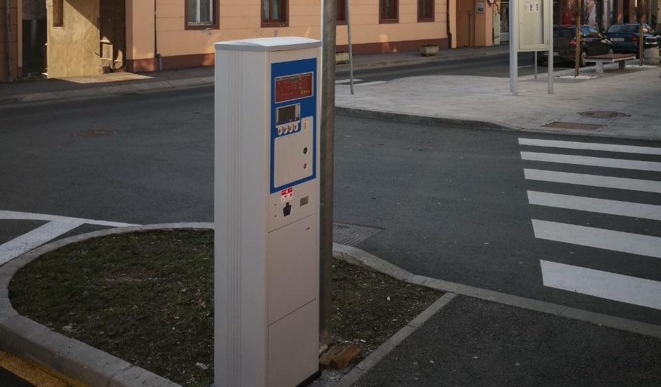 """""""Novi su aparati modernizirani, a uskoro će se uvesti i naplata parkiranja platnim karticama na pametnim telefonima"""""""