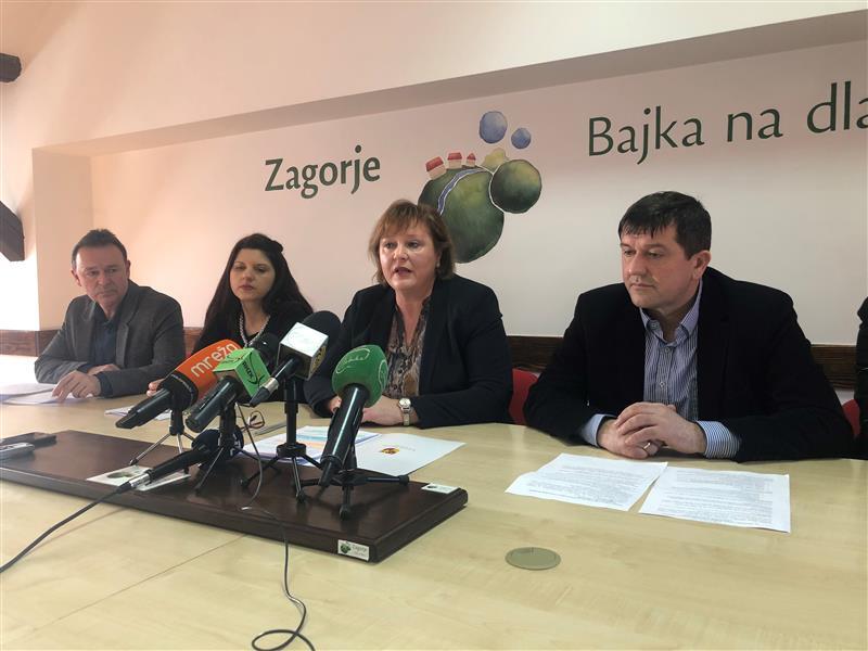 Krapinsko – zagorska županija je u ovoj godini kroz natječaje i javne pozive osigurala više od dva milijuna kuna