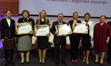 Krapinsko – zagorska, Varaždinska i Međimurska proglašene Županijama – prijateljima ženskog poduzetništva