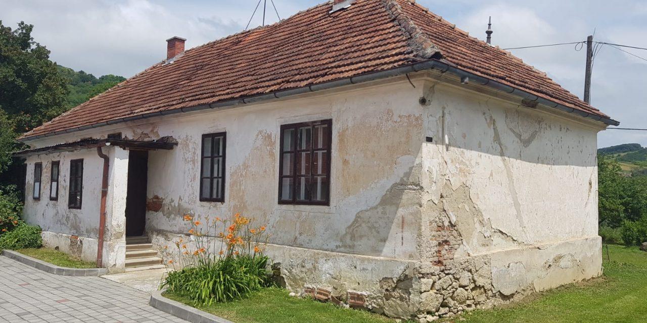 Započelo uređenje Hiže vinove loze u Radoboju, projekt vrijedan gotovo 2,7 milijuna kuna