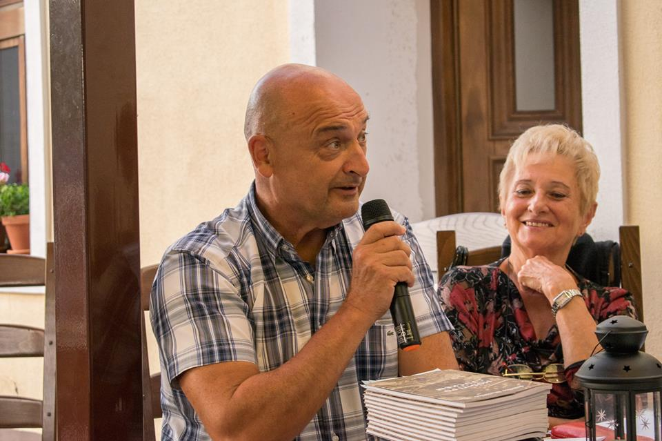 """Danas u Klanjcu predstavljanje knjige pjesama """"Na zvezde bi stal"""", autora Srečka Blažička"""