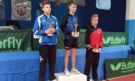 U vrlo jakoj konkurenciji, od Zagoraca najuspješniji Mislav Posavec iz STK Zabok, koji je osvojio treće mjesto
