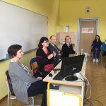 Vrsni jezikoslovci gimnazijalcima održali predavanje o anglizmima, žargonizmima i lažnim prijateljima u hrvatskom jeziku