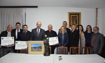 Hrvatskoj zajednici u Janjevu Krapinsko – zagorska županija donirala 30 tisuća kuna
