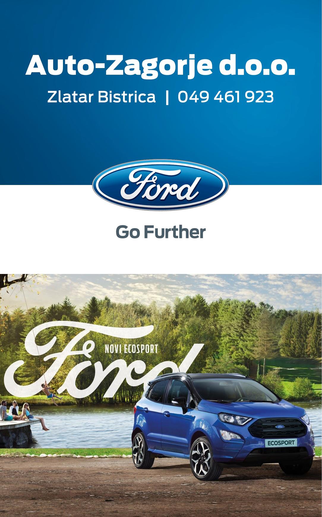 Ford Ecosport  – widget