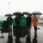 """PRVI PROJEKT REALIZIRAN EUROPSKIM NOVCEM: Građani će moći odložiti otpad u 26 postavljenih spremnika, a bit će tu i """"kutak ponovne uporabe"""""""