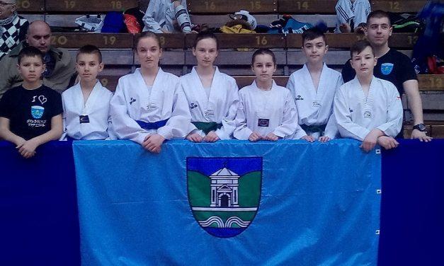"Učenici OŠ ""Vladimir Bosnar"" iz Stubičkih Toplica, ujedno članovi Taekwondo kluba Kapelščak, osvojili šest medalja"