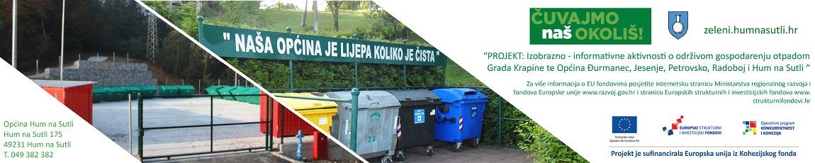 Kampanja 1 – smeće – Hum na Sutli