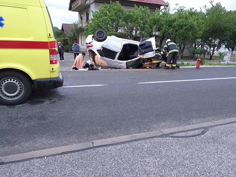 FOTO: Policija zaustavlja KZŽ