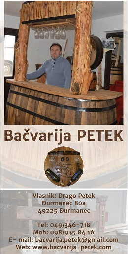 Bačvarija Petek