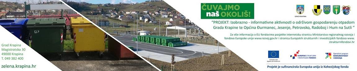 Kampanja 6 – zeleni spremnik – Krapina
