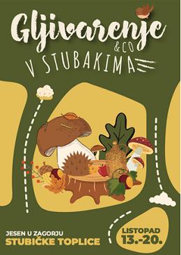 Gljivarenje u Stubakima