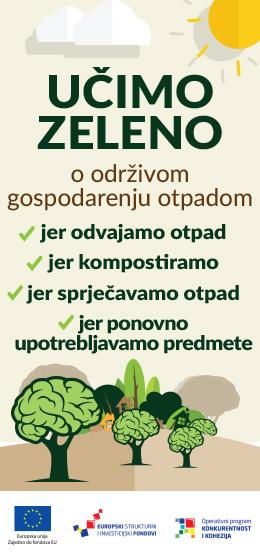 Učimo zeleno